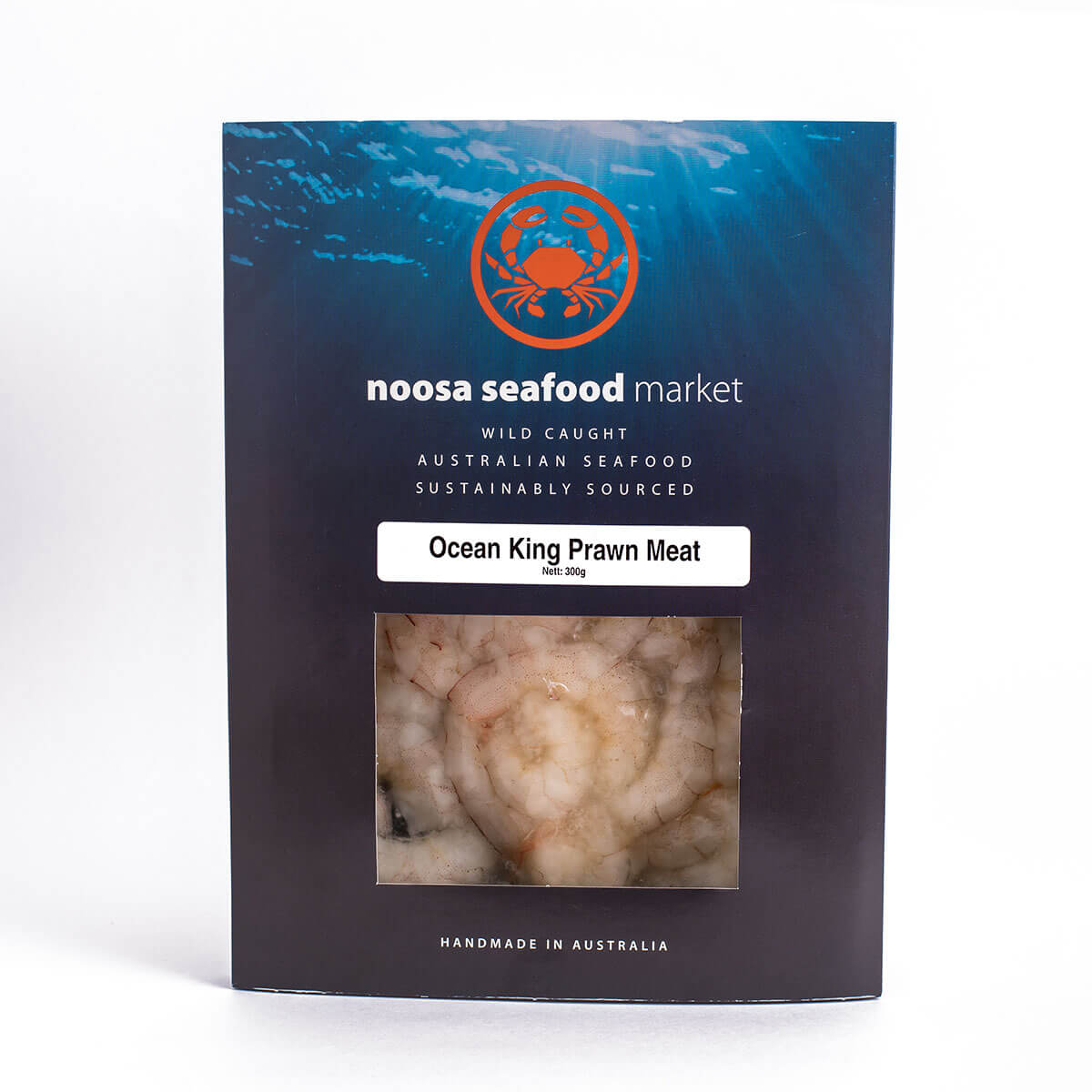 Premium Australian Ocean King Prawn meat